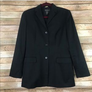Banana Republic Stretch Cotton Suit Coat Size 4